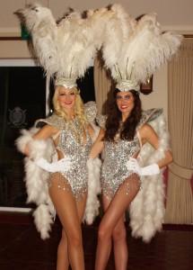 Silver Showgirls